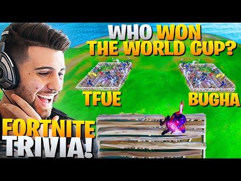 I Hosted a *HUGE* Fortnite TRIVIA QUIZ SHOW! (100% FAILED!) - Fortnite Battle Royale