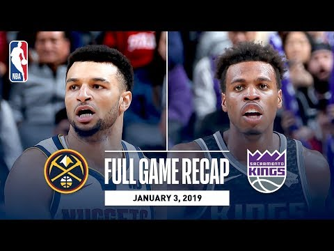 Video: Full Game Recap: Nuggets vs Kings | Jamal Murray Comes Alive In The 2nd Half