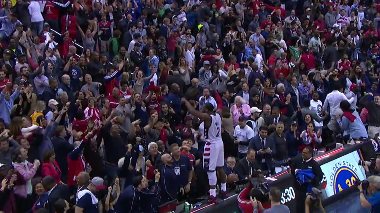 Boston Celtics at Washington Wizards | May 12, 2017