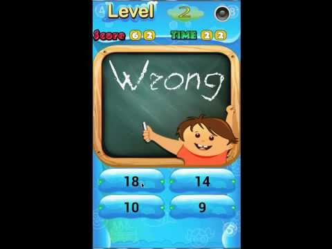 Video of Kids Math