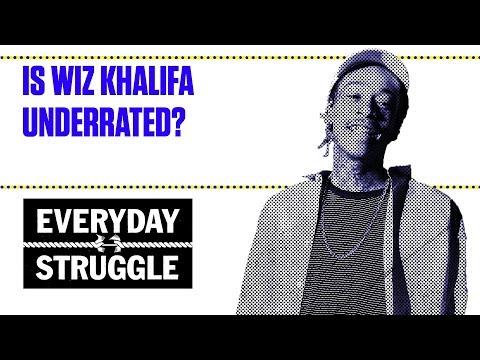 Is Wiz Khalifa Underrated?   Everyday Struggle