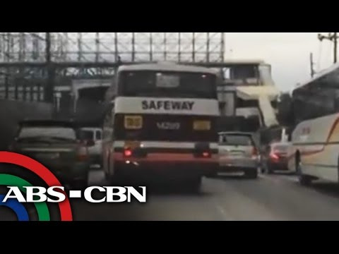 Caught - Bayan Patroller shares a video of a reckless driving of a bus driver in EDSA now viral with social media. Subscribe to the ABS-CBN News channel! - http://goo.gl/7lR5ep Watch the full episodes...