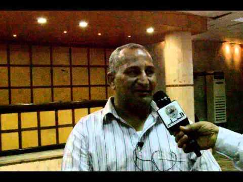 محمد هشام يتقدم باوراق ترشيحة على المستوى العام بنقابة المحامين