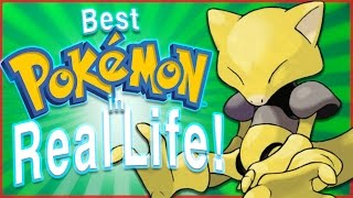 Top 5 BEST Pokémon to Have in Real Life! by HoopsandHipHop