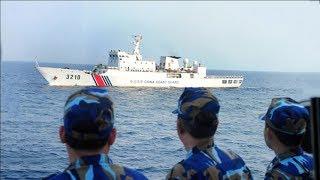 Ngày 16/6/2017, Cục Hải sự TQ ra thông báo kéo giàn khoan HD981 ra khu vực cửa vịnh Bắc Bộ để thăm dò dầu khí.