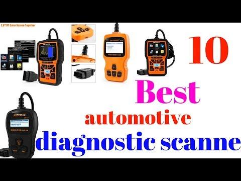 10 Best automotive diagnostic scanne
