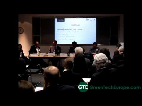 Rushlight Event Smart Cities Panel Discussion