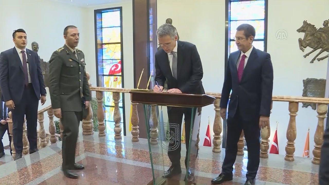 Στην Τουρκία ο γενικός γραμματέας του ΝΑΤΟ