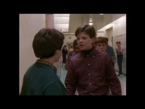 Robin Thicke on The Wonder Years s02e10 (3 7 1989)