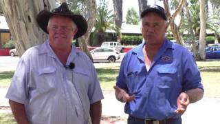 Syd and John discuss their connection with the land and the Bush Tomato project