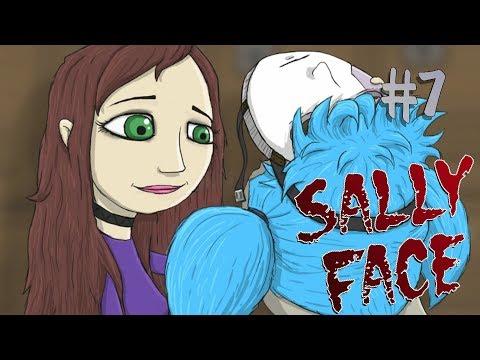 ТАЙНА КОЛБАСКИ ╏ , ¯͒ ω ¯͒ , ╏ {Прохождение Sally Face} #7