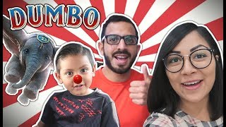 Video Fuimos a  ver Dumbo la Pelicula | Día de Circo | Family Juega MP3, 3GP, MP4, WEBM, AVI, FLV September 2019