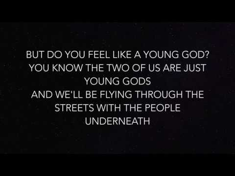 Halsey- Young God (Lyrics)