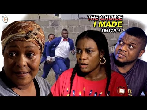 The Choice I Made Season 4 - 2017 Latest Nigerian Nollywood Movie | Ken Erics | Queen Nwokoye