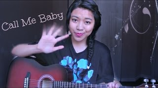 I got really addicted to this song since it's so catchy and upbeat. Here's my acoustic version. Please excuse my mistakes and mispronounciations. Enjoy. :] T...