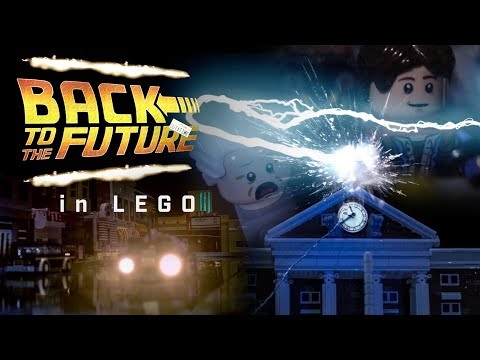 LEGO BACK TO THE FUTURE | SHORT FILM @LEGO_Group