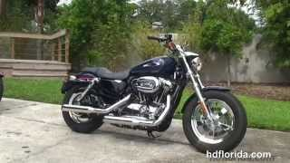 7. New 2014 Harley Davidson Sportster 1200 Custom Motorcycles for sale