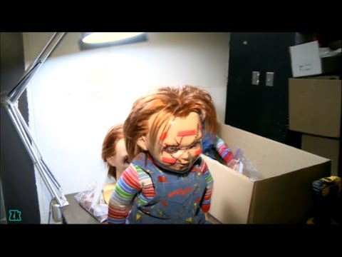 ★THE MAKING OF CURSE OF CHUCKY (BEHIND SCENES/INTERVIEWS🔪©💀1080pHD✔💯 HD