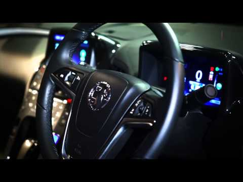 Vauxhall Ampera review 2012