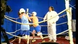 Jaran vs. Cezar - Boks meč za televizor - FULL