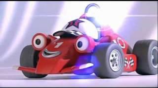 Roary Bolidul de curse - Episodul 3