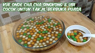 Video KuE CHA CHA SINGKONG/UBI KHAS BANGKA MP3, 3GP, MP4, WEBM, AVI, FLV Mei 2019