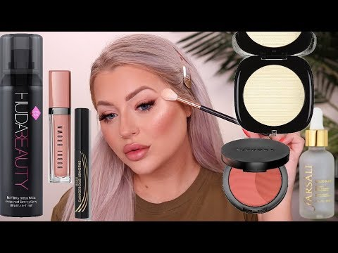 TESTING NEW MAKEUP | FULL FACE FIRST IMPRESSIONS