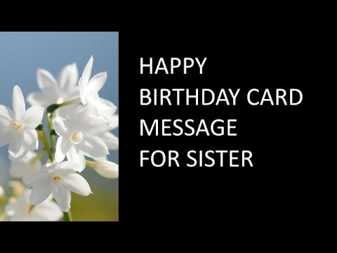 Birthday Poems For my Sister in Heaven Birthdays Poems For Sister in