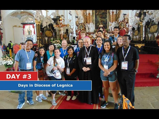 DAY #3 - Days in Diocese of Legnica [PL/ENG]