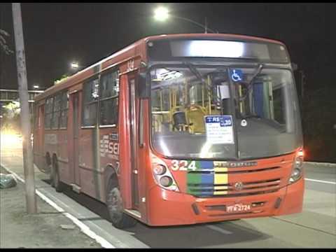 [RONDA GERAL] Dupla assata ônibus no Viaduto Capitão Temudo