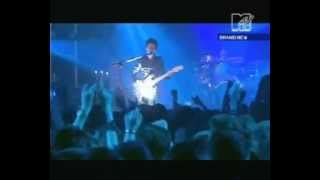 Muse - Unintended (Live at MTV Leeds University 26-05-2001)