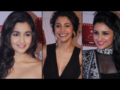 Bollywood Babes Grace Awards Event