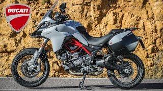 9. 2019 Ducati Multistrada 950 S