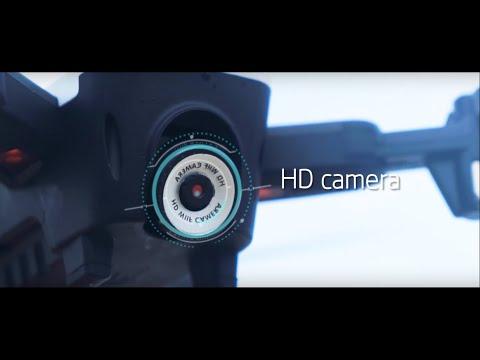 Drona cu tehnologie 4K, SKRC D58