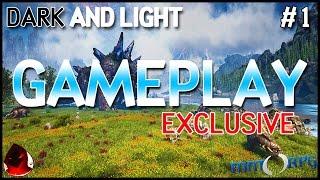 Видео к игре Dark and Light из публикации: 23 минуты геймплея Dark And Light
