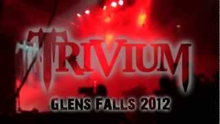 Glens Falls (NY) United States  City new picture : Trivium FULL SET August 8, 2012 Glens Falls, NY Tresspass America