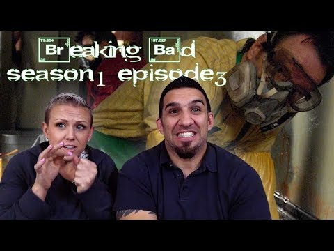Breaking Bad Season 1 Episode 3 '...And the Bag's in the River' REACTION!!