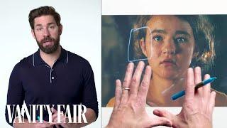Video John Krasinski Breaks Down A Quiet Place's Lantern Scene | Notes on a Scene | Vanity Fair MP3, 3GP, MP4, WEBM, AVI, FLV Oktober 2018