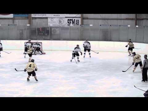 Pajala Hockey A-lag: Pajala vs Boden 2015-03-07