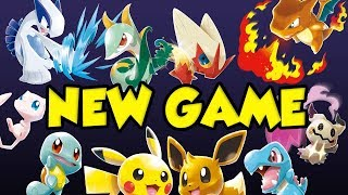 The New Pokemon Game IS AN INCOMPLETE MESS! by Verlisify