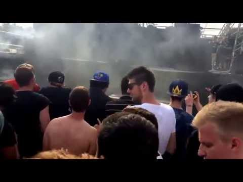 Maduk - Ghost Assassin ft. Veela Live  Liquicity Festival 2016