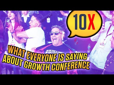 Leadership quotes - What Everyone is Saying about 10X Growth Conference