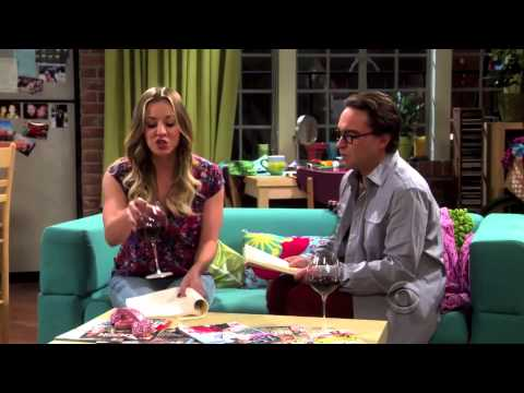 The Big Bang Theory 7.19 Preview