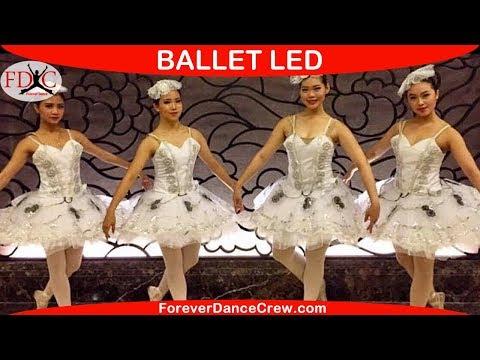 Ballet LED Dancers - Wedding Party Jakarta