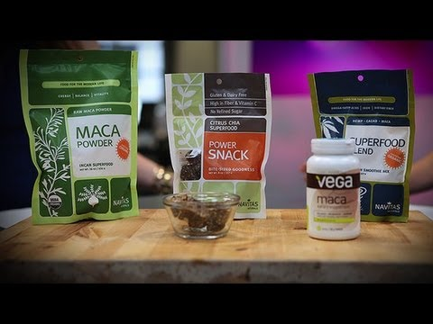 Does Maca Root Power Increase Sex Drive? | Healthy Living | Fitness How To