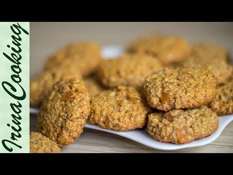 Как приготовить овсяной печенье