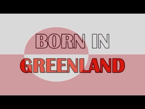 Born In Greenland (celebrities, athletes, musicians....) - 10 Famous People