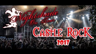 Download Lagu Nightshade On Tour -  Castle Rock Festival, 30.06.-01.07.17 Mp3
