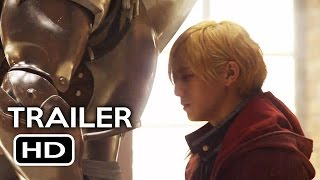 Fullmetal Alchemist LiveAction Official Teaser Trailer 1 2017 Action Movie HD