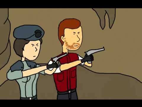 惡靈古堡搞笑動畫